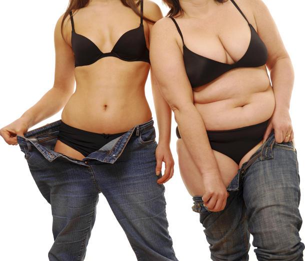 Ob auf 1 kg in der Woche tatsächlich abzumagern